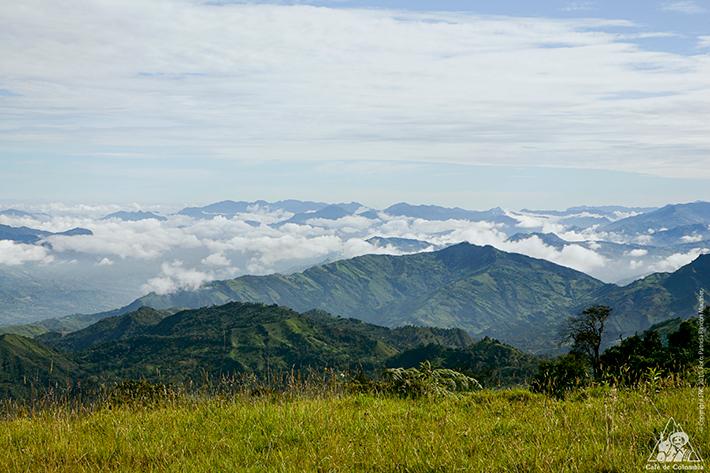 쿤디나마르카(Cundinamarca)의 산